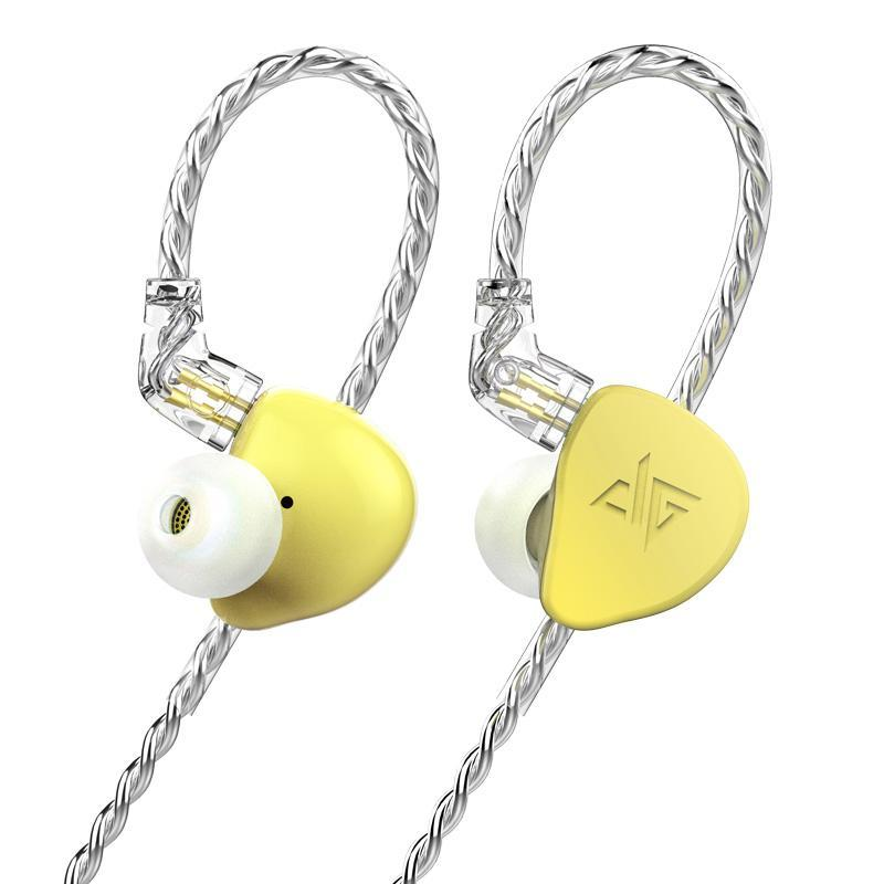 Apos Audio AuGlamour | 徕声 Earphone / In-Ear Monitor (IEM) AuGlamour F300 In-Ear Monitor (IEM) Earphones Cherry Grass Yellow
