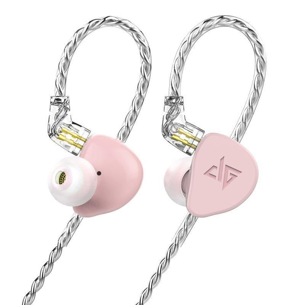 Apos Audio AuGlamour | 徕声 Earphone / In-Ear Monitor (IEM) AuGlamour F300 In-Ear Monitor (IEM) Earphones Cherry Pollen