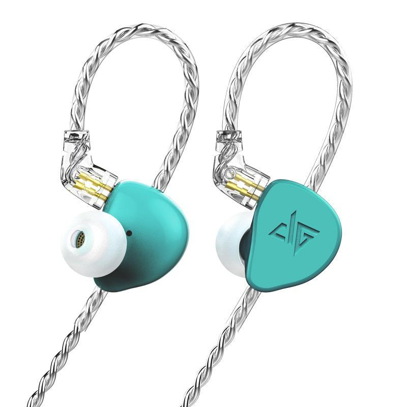 Apos Audio AuGlamour | 徕声 Earphone / In-Ear Monitor (IEM) AuGlamour F300 In-Ear Monitor (IEM) Earphones Dai Mei Green