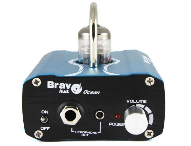 Apos Audio Bravo Audio | 博悦 Headphone Amp (Tube) Bravo Audio Ocean Tube Amplifier