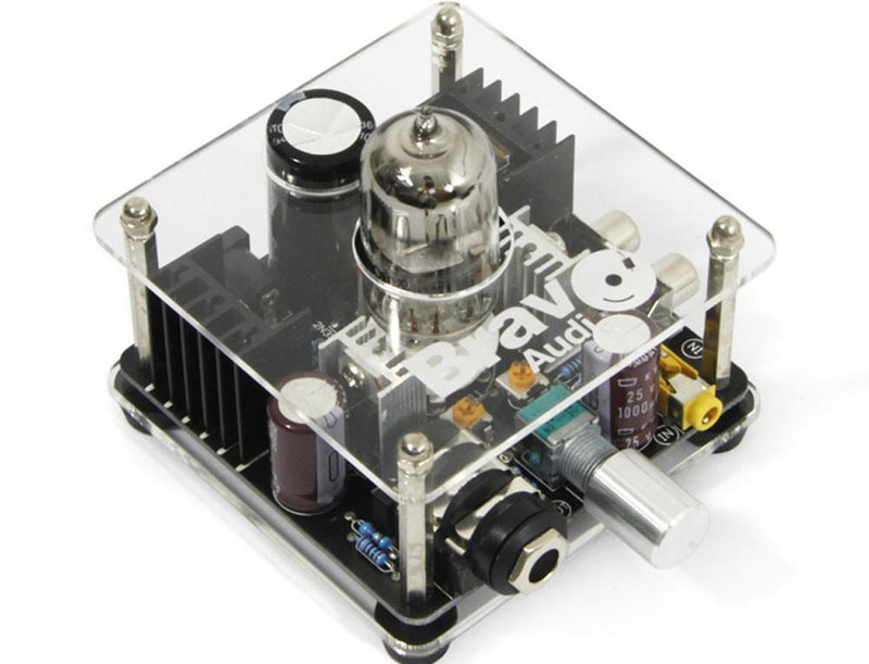 Apos Audio Bravo Audio | 博悦 Headphone Amp (Tube) Bravo Audio V1 Tube Amplifier
