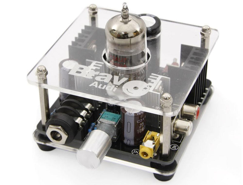 Apos Audio Bravo Audio | 博悦 Headphone Amp (Tube) Bravo V2 Tube Amplifier