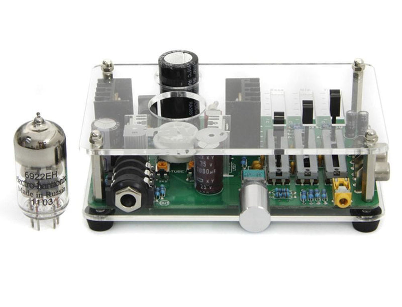 Apos Audio Bravo Audio | 博悦 Headphone Amp (Tube) Bravo V3 Tube Amplifier