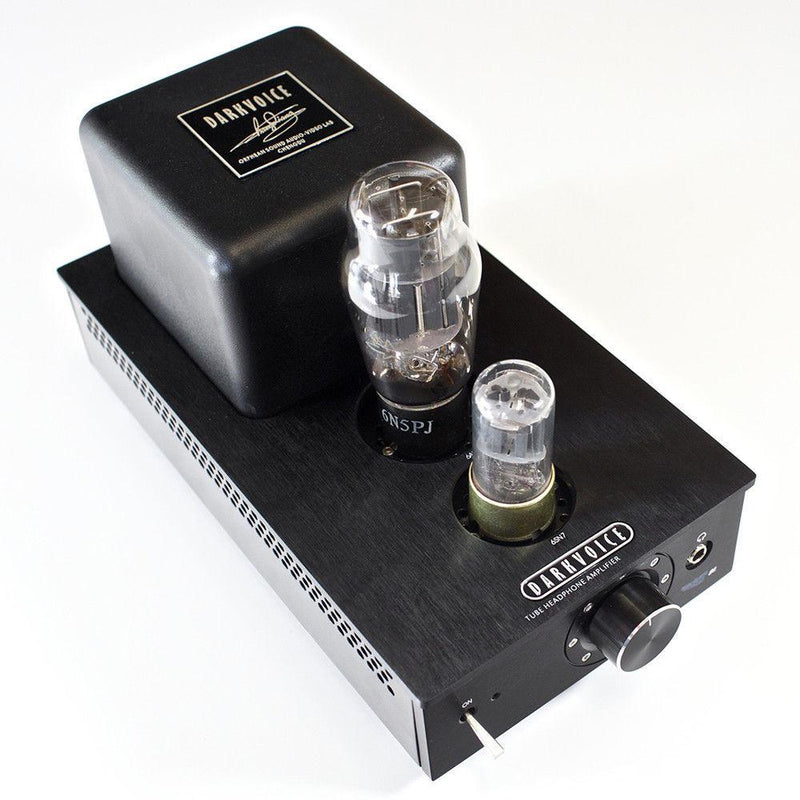 Apos Audio Darkvoice | 黑嗓 Headphone Amp (Tube) Darkvoice 336SE Tube Headphone Amp 110V
