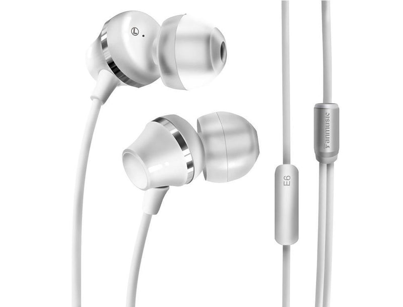 Apos Audio Fanmusic | 梵音 Earphone / In-Ear Monitor (IEM) Fanmusic E6 In-Ear Monitor (IEM) Earphone White