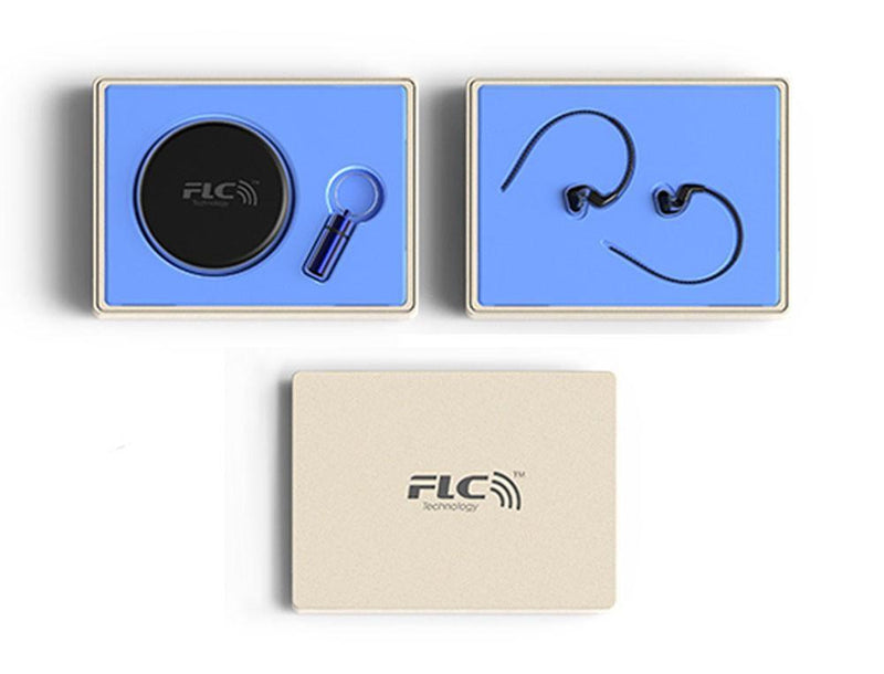 Apos Audio Forrest Earphone / In-Ear Monitor (IEM) FLC8S IEM Earphones