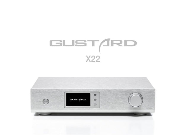 Apos Audio Gustard | 歌诗德 DAC (Digital-to-Analog Converter) Gustard DAC-X22