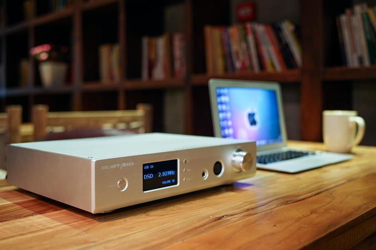 Apos Audio Gustard | 歌诗德 Headphone DAC/Amp Gustard A20H DAC/Amp