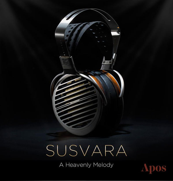 Apos Audio HIFIMAN Headphone HIFIMAN Susvara Planar Magnetic Headphone