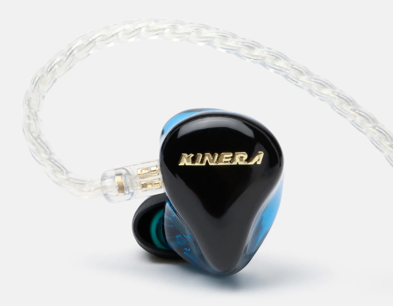 Apos Audio Kinera | 根鸟 Earphone / In-Ear Monitor (IEM) Kinera H3 In-Ear Monitor Earphone Blue