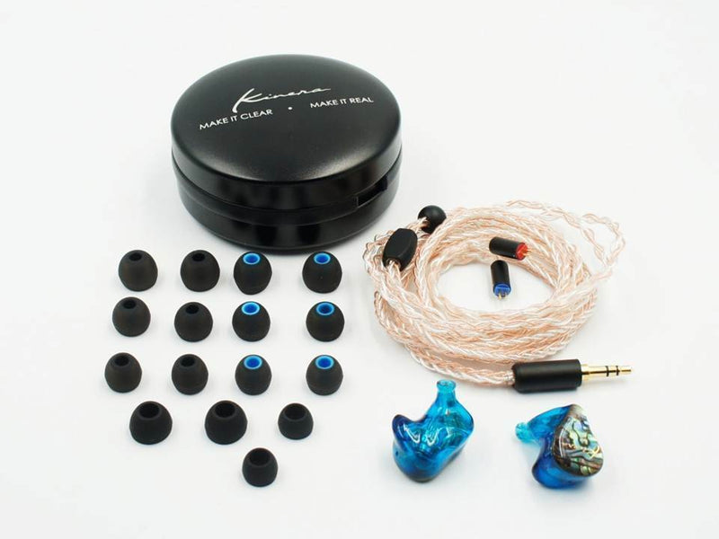Apos Audio Kinera | 根鸟 Earphone / In-Ear Monitor (IEM) Kinera IDUN In-Ear Monitor (IEM) Earphone