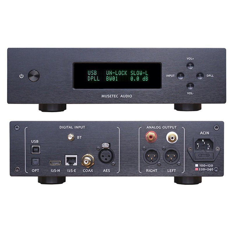 Apos Audio L.K.S Audio | 沐声 DAC (Digital-to-Analog Converter) LKS Audio MH-DA004 Mini DAC (Digital-to-Analog Converter)