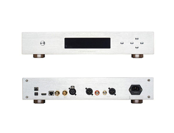 Apos Audio L.K.S Audio | 沐声 DAC (Digital-to-Analog Converter) LKS MH-DA004 Dual ES9038pro DAC (Digital-to-Analog Converter)