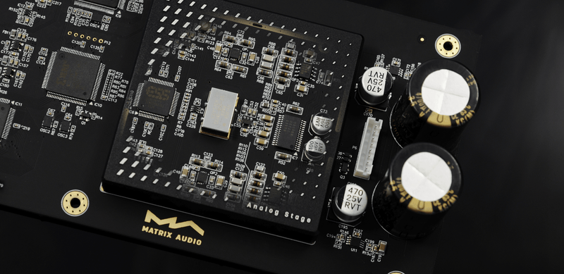 Apos Audio Matrix Audio | 矩声 Headphone Amp Matrix element P DAC/Amp