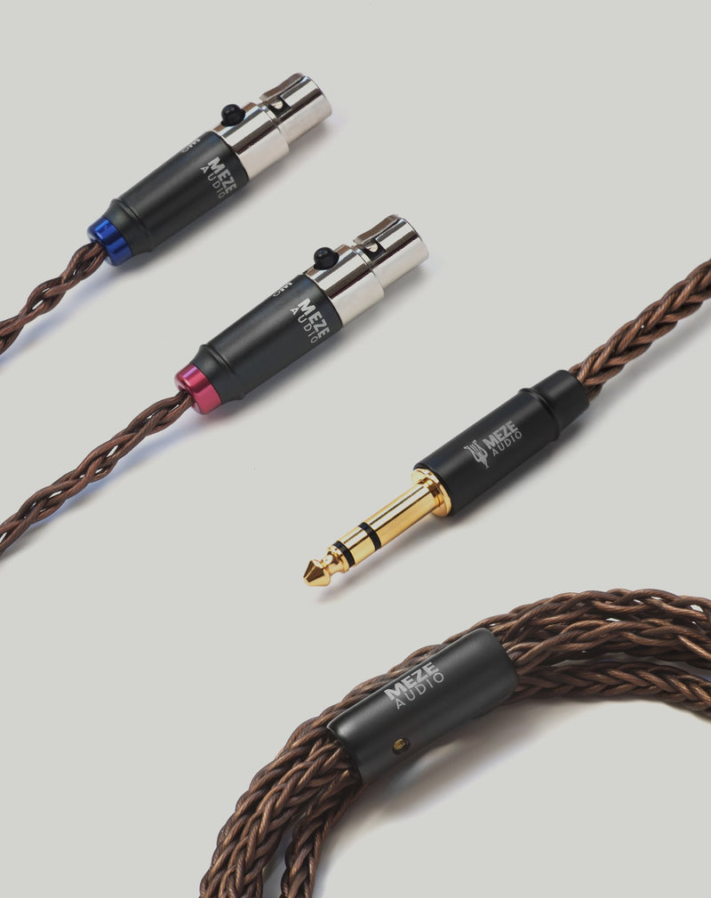 Apos Audio Meze Audio Cable Meze Audio Empyrean Copper PCUHD Upgrade Cable