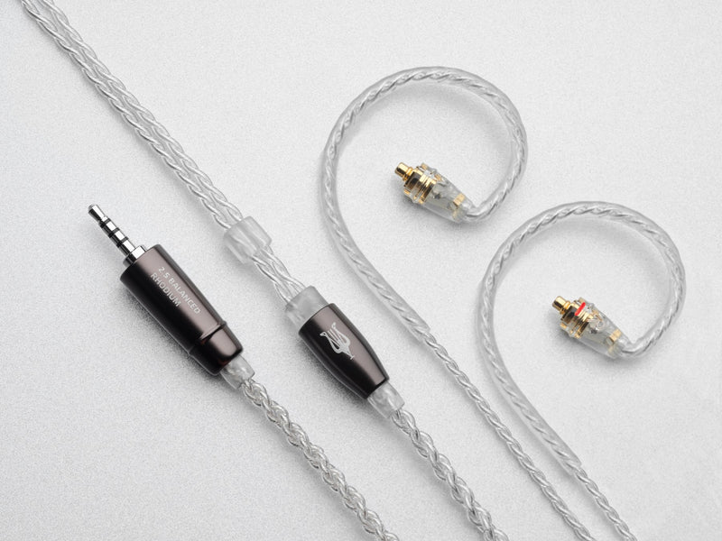Apos Audio Meze Audio Cable Meze Audio RAI Series Silver Plated Upgrade Cable