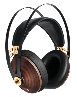 Apos Audio Meze Audio Headphone Meze Audio 99 Classics Closed Back Headphone Walnut Gold