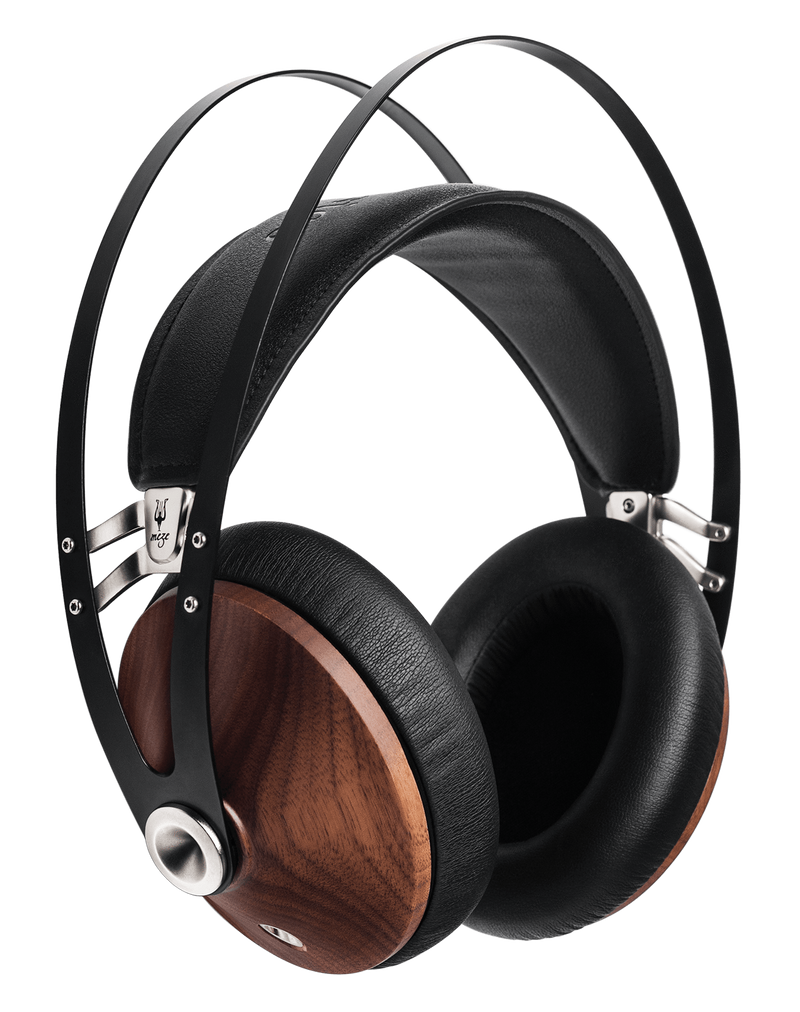 Apos Audio Meze Audio Headphone Meze Audio 99 Classics Closed Back Headphone Walnut Silver