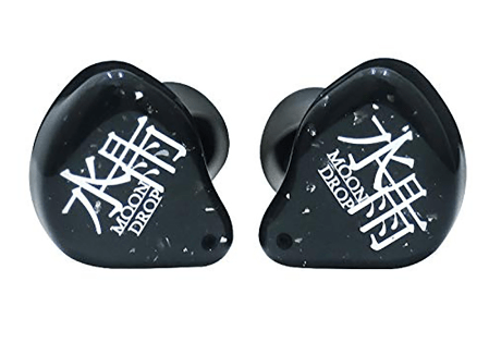 Apos Audio Moondrop | 水月雨 Earphone / In-Ear Monitor (IEM) Moondrop Blessing In-Ear Monitor (IEM) Earphone Black