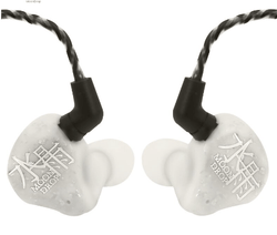 Apos Audio Moondrop | 水月雨 Earphone / In-Ear Monitor (IEM) Moondrop Blessing In-Ear Monitor (IEM) Earphone White