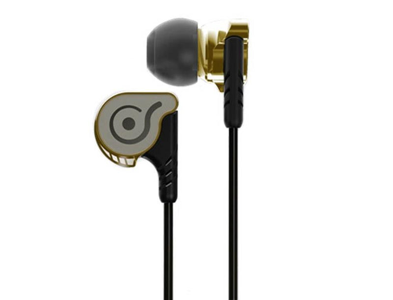 Apos Audio Ostry | 奥思特锐 Earphone / In-Ear Monitor (IEM) Ostry KC06 IEM Earphones Gold