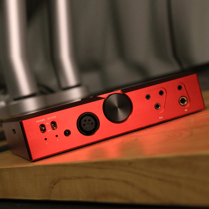 Apos Audio QLS | 乾龙盛 Headphone DAC/Amp Quloos QLS QA390 Digital Music Player