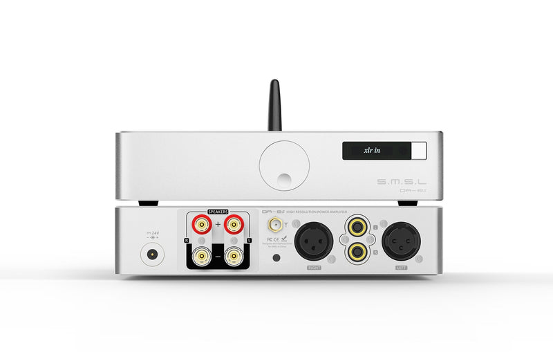 Apos Audio S.M.S.L | 双木三林 Headphone Amp SMSL DA-8S Bluetooth Power Amplifier