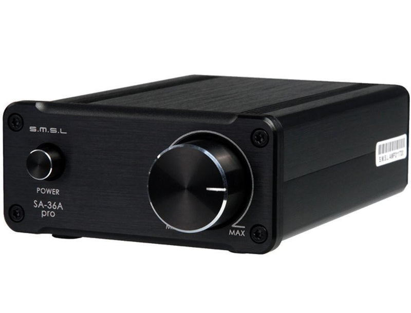 Apos Audio S.M.S.L | 双木三林 Headphone Amp SMSL SA-36A Pro Black