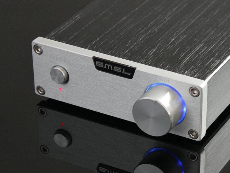 Apos Audio S.M.S.L | 双木三林 Headphone Amp SMSL SA-98E