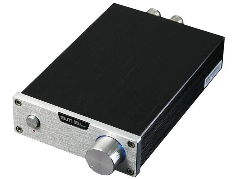 Apos Audio S.M.S.L | 双木三林 Headphone Amp SMSL SA-98E Silver