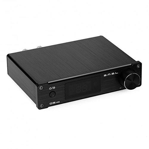Apos Audio S.M.S.L | 双木三林 Headphone DAC/Amp SMSL Q5 Pro DAC/Amp Black