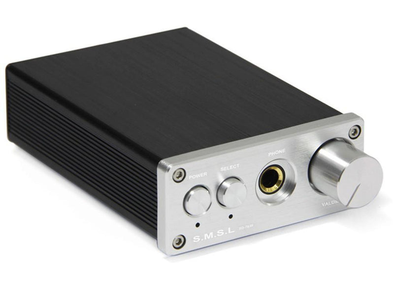 Apos Audio S.M.S.L | 双木三林 Headphone DAC/Amp SMSL SD-793II DAC/Amp Silver