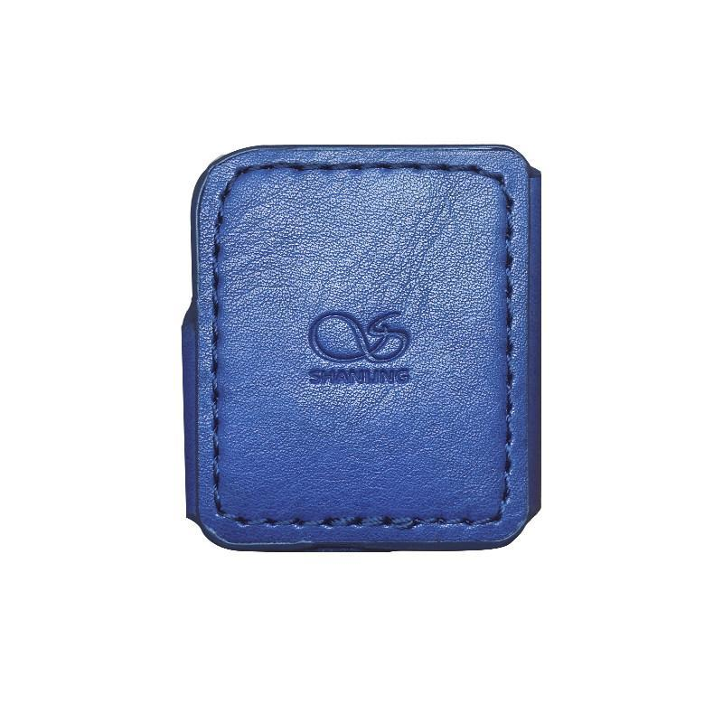 Apos Audio Shanling | 山灵 Accessory Shanling M0 Leather Case Blue