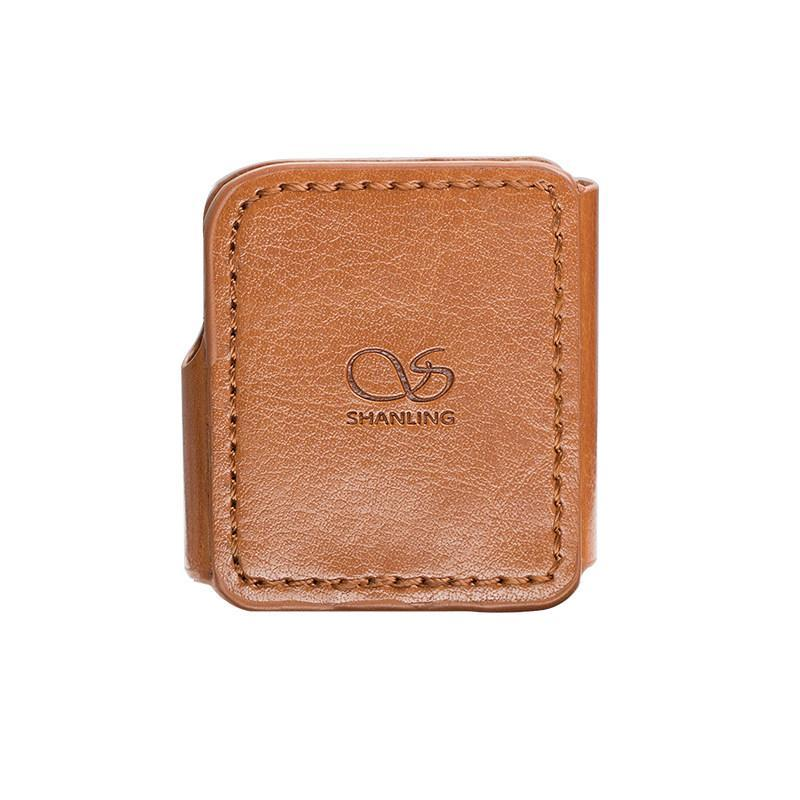Apos Audio Shanling | 山灵 Accessory Shanling M0 Leather Case Brown