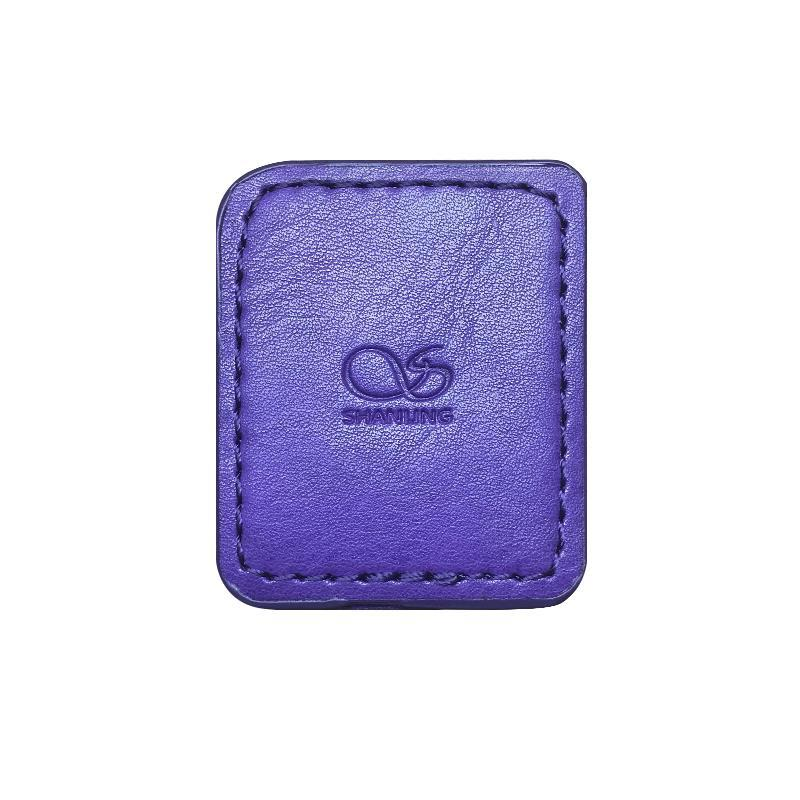 Apos Audio Shanling | 山灵 Accessory Shanling M0 Leather Case Purple