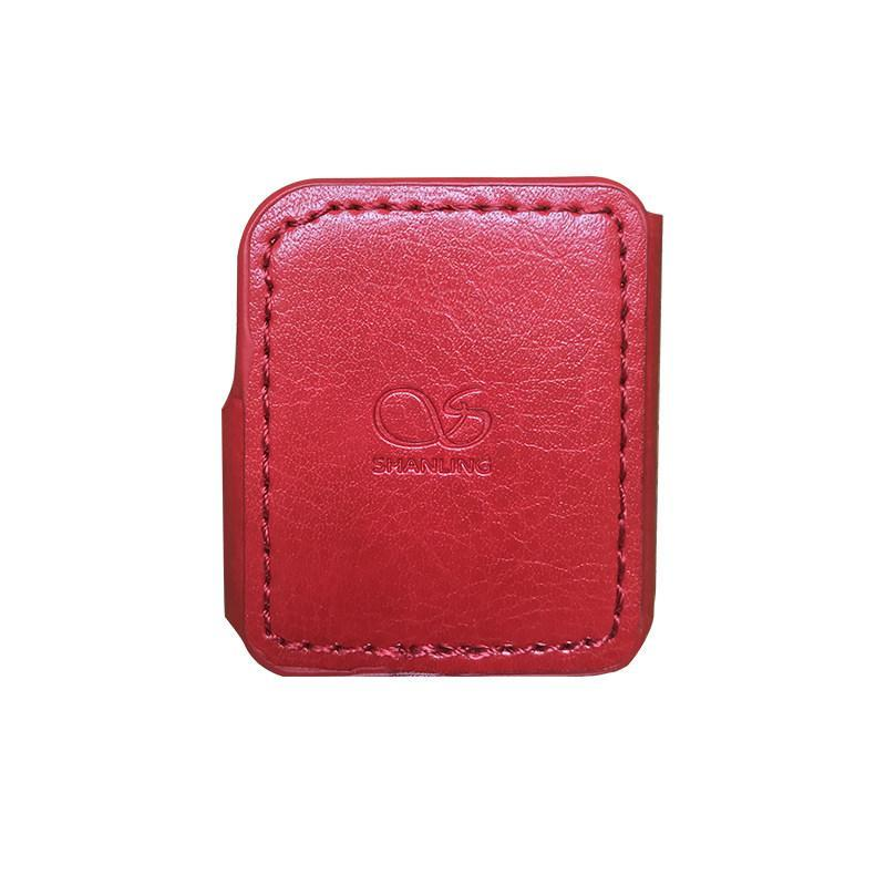 Apos Audio Shanling | 山灵 Accessory Shanling M0 Leather Case Red