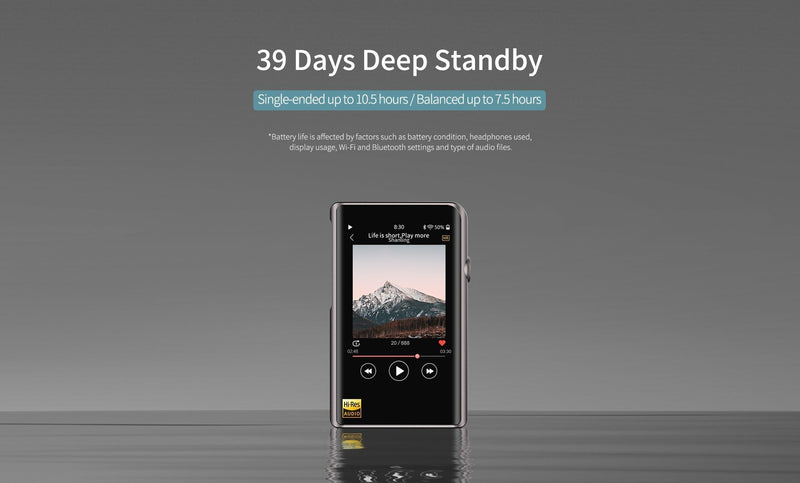 Apos Audio Shanling | 山灵 DAP (Digital Audio Player) Shanling M2X Digital Audio Player (DAP)