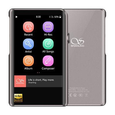 Apos Audio Shanling | 山灵 DAP (Digital Audio Player) Shanling M2X Digital Audio Player (DAP) Titanium