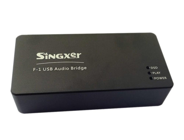 Apos Audio Singxer | 声仕 USB Interface Singxer F-1 USB Digital Interface