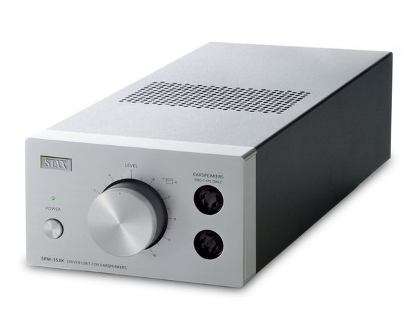 Apos Audio STAX Headphone Amp STAX SRM-353X Electrostatic Amp