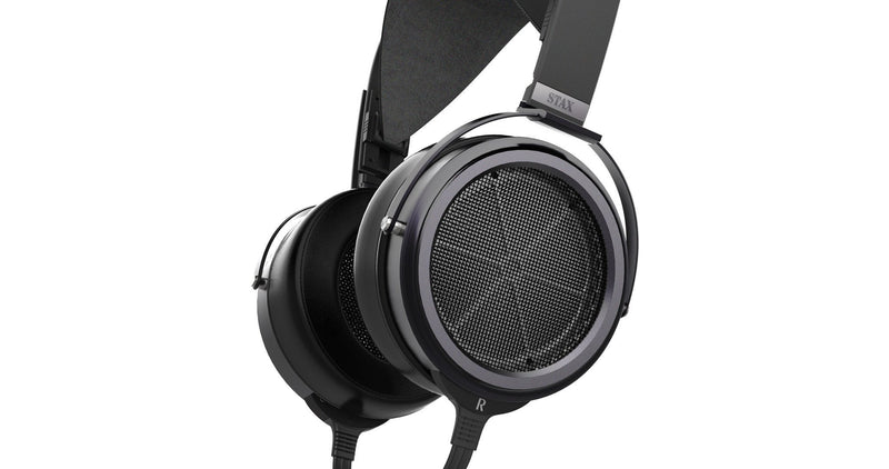 Apos Audio STAX Headphone STAX SR-009BK 80th Anniversary Limited Edition Electrostatic Earspeaker Headphone