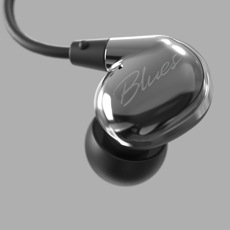 Apos Audio Tanchjim | 天使吉米 Earphone / In-Ear Monitor (IEM) Tanchjim Blues In-Ear Monitor (IEM) Earphones