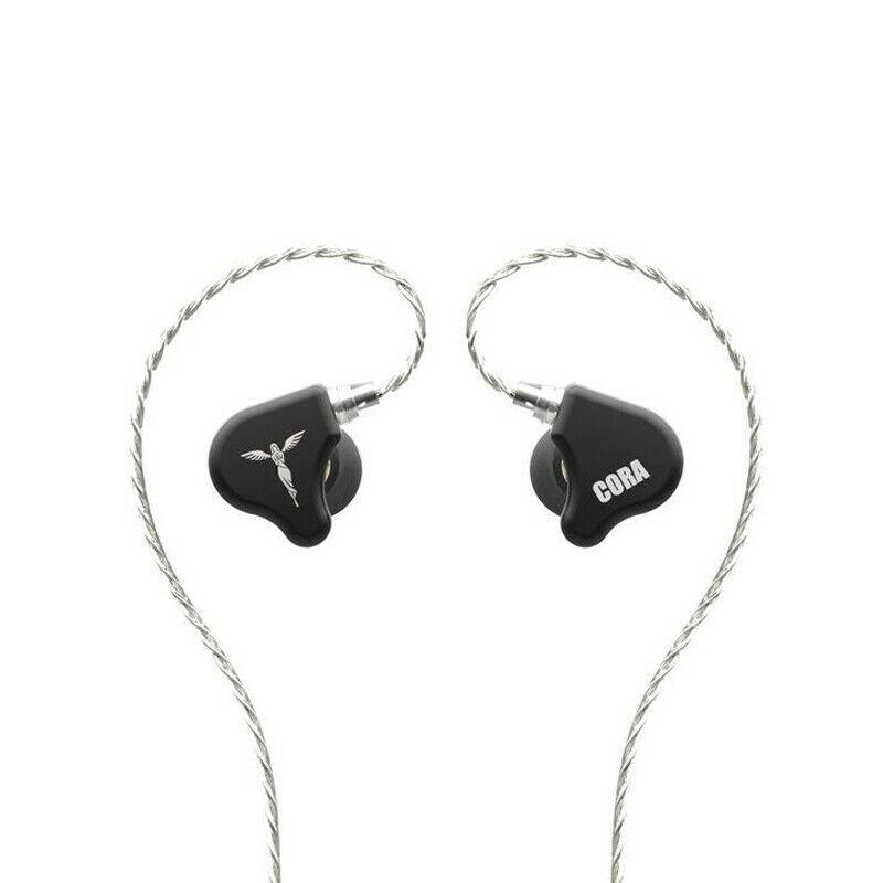 Apos Audio Tanchjim | 天使吉米 Earphone / In-Ear Monitor (IEM) Tanchjim Cora In-Ear Monitors (IEM) Earphone Black