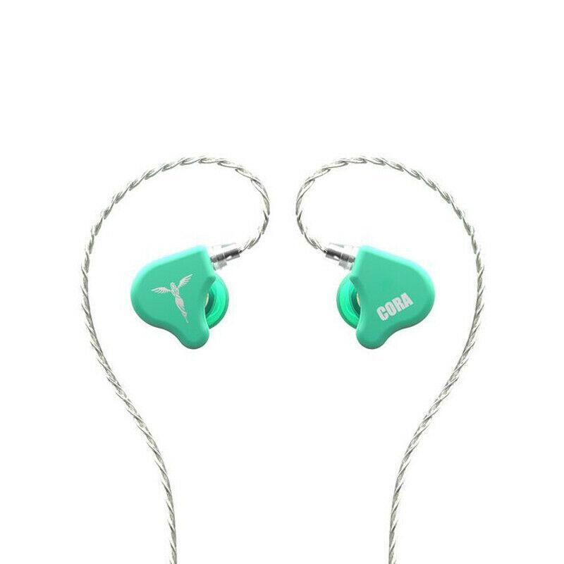 Apos Audio Tanchjim | 天使吉米 Earphone / In-Ear Monitor (IEM) Tanchjim Cora In-Ear Monitors (IEM) Earphone Green