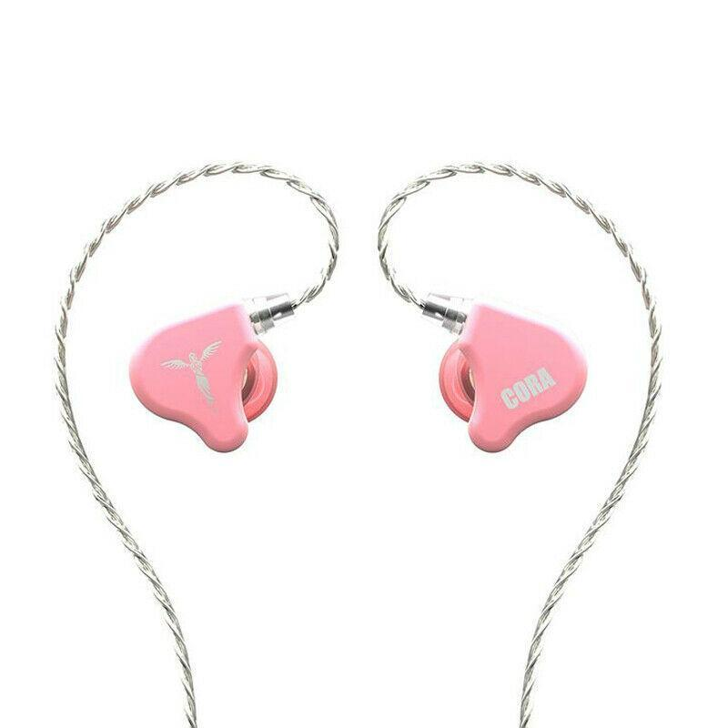 Apos Audio Tanchjim | 天使吉米 Earphone / In-Ear Monitor (IEM) Tanchjim Cora In-Ear Monitors (IEM) Earphone Pink