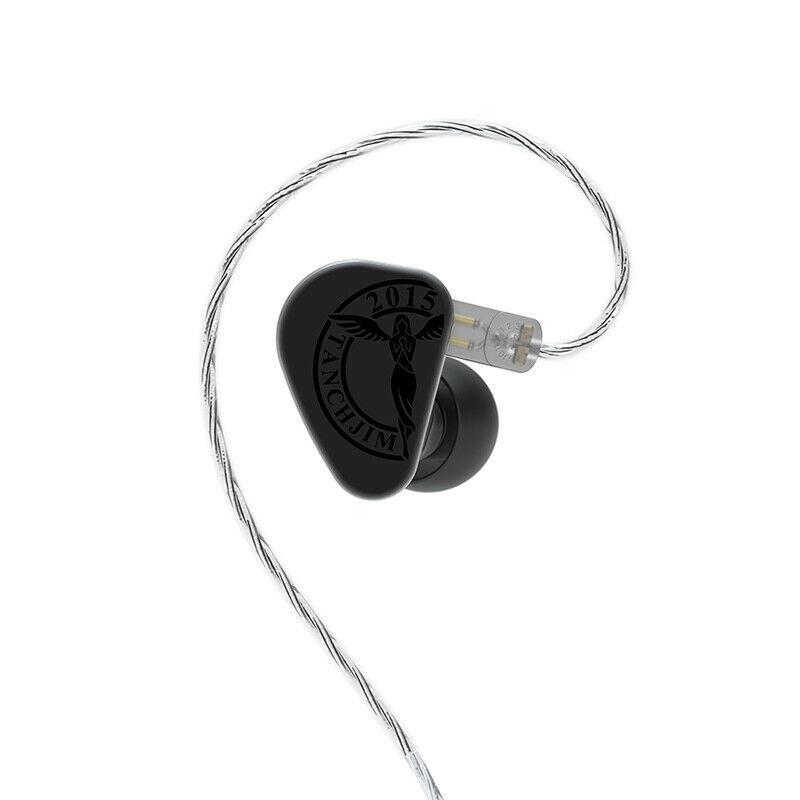 Apos Audio Tanchjim | 天使吉米 Earphone / In-Ear Monitor (IEM) Tanchjim Oxygen In-Ear Monitor (IEM) Earphone Black