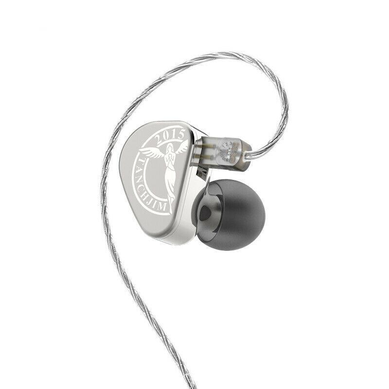 Apos Audio Tanchjim | 天使吉米 Earphone / In-Ear Monitor (IEM) Tanchjim Oxygen In-Ear Monitor (IEM) Earphone Silver