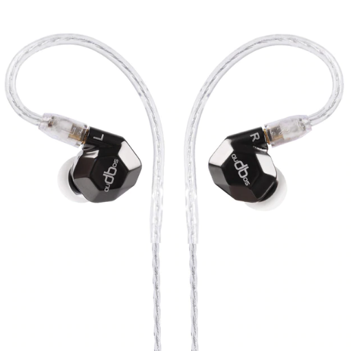 Apos Audio TENHZ | 十赫兹 Earphone / In-Ear Monitor (IEM) TENHZ K5 In-Ear Monitor (IEM) Earphones Black