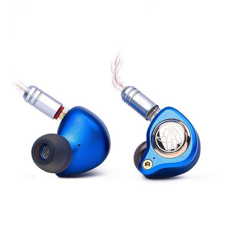 Apos Audio TFZ | 锦瑟香也 Earphone / In-Ear Monitor (IEM) TFZ King LTD In-Ear Monitor (IEM) Earphone Blue