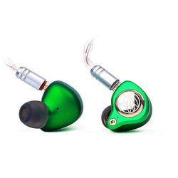 Apos Audio TFZ | 锦瑟香也 Earphone / In-Ear Monitor (IEM) TFZ King LTD In-Ear Monitor (IEM) Earphone Green